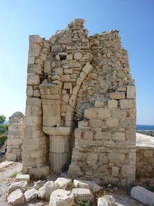32 Monastere fortifie