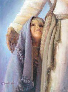 Jésus et les enfants.