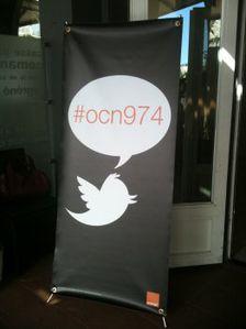Logo évènementiel #ocn974