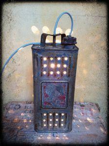 lampe, luminaire, recup, détournement d'objet, bi-copie-1