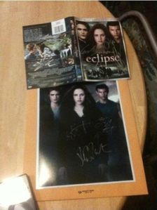 Eclipse BB operation - trinity's autograph