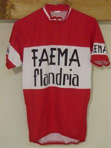 R FAEMA FLANDRIA 1962