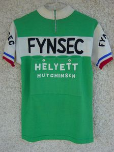 R Maillot FYNSEC 1961