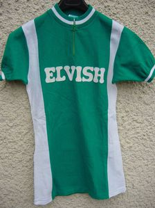 R maillot Elvish 1970