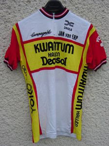 R maillot KWANTUM 1984