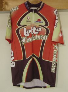 R maillot LOTTO 1998