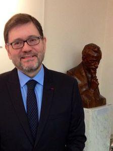 Roger Dachez, président de l'Institut Maçonnique de France