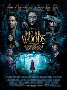 Into the Woods. Una bella fiaba in musical che nasce dalla sintesi creative di tante fiabe diverse: una specie di
