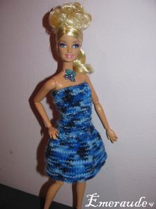 Tricot Barbie, robe - 11.08.02 - 01