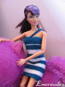 Tricot Barbie, robe - 26.06.11 - 02