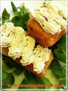mini-cake chevre noix pommes (2)