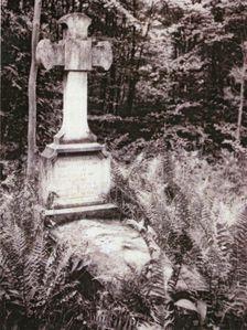 ancienne croix Petermann