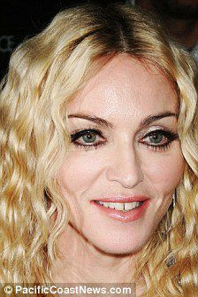 Gap-toothed look trend: Madonna, Lara Stone, Georgia Jagger
