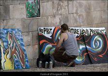 Festival d'Avignon 2011 © Olivier Roberjot 82