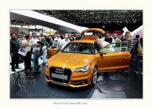 Mondial de l'automobile 2010 Audi A1 © Olivier Roberjot