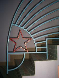 une maison close tours l 39 toile bleue le blog de fred 37. Black Bedroom Furniture Sets. Home Design Ideas