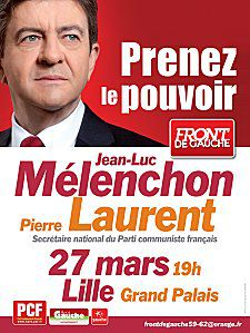 Affiche meeting 27 mars Lille