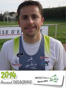 DELAGRAVE Arnaud 2014