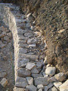 Pratique un blog pierre s che a dry stone blog for Derriere les murs de mon jardin