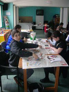 Atelier parent Enfant PopUP Mars 2010 Groupe