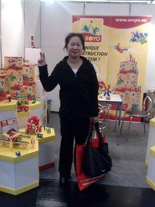Aroyo au salon du jouet en allemagne le blog des jeux de - Salon jouet nuremberg ...