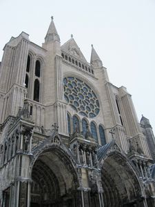 CATHEDRALE FACE