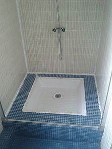 Douche l 39 italienne www for Creer une douche a l italienne