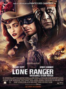 Ciné parc Lone ranger