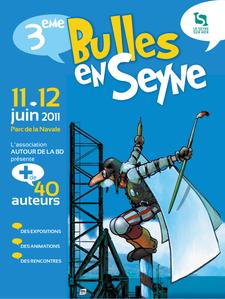 Bulles en Seyne 2011