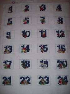Calendrier avent 4