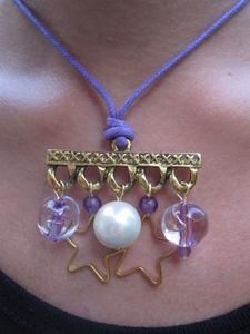 Collier esther 2