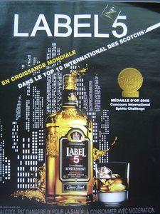 Label 5-La Ville