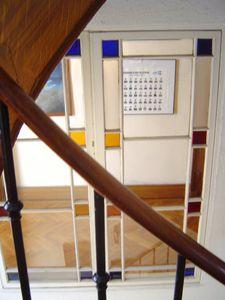 San Martin, Casa, Boulogne sur mer, petit escalier