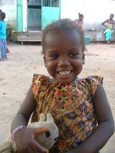 Sourire d 'enfant