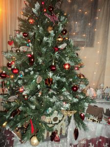 Decoration noel 2012 le refuge for Decoration lumignon 8 decembre