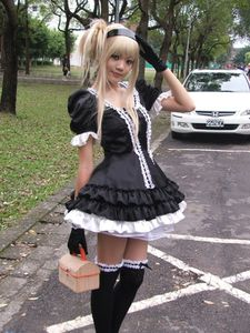 gothic lolita