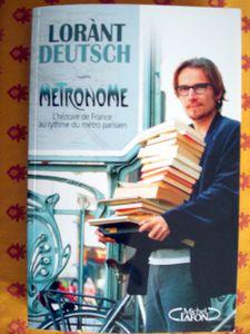 Livre Metronome