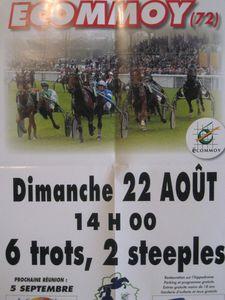 2010 0822 Course Hippique Ecommoy