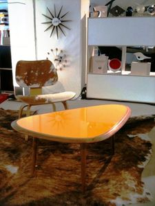 Table Fifties Red Edition The Vintage Tribune