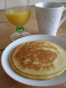 harcha façon pancake