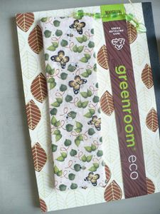 butterfly bookmark verso