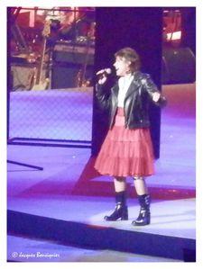 Liane Foly chante Balavoine Enfoires 2014 a