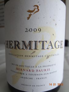 hermitage 2009 bf