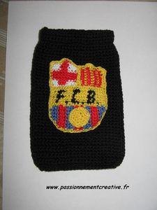 Pochette Barça 1