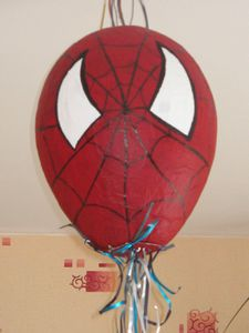 Anniversaire---Theme-Spiderman 0124