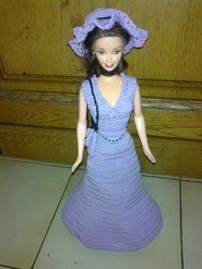 Cal -Barbie au mariage princier 02