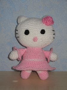Hello Kitty Fleur Rose