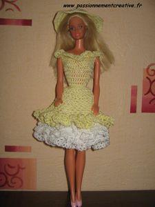 Barbie printemps 1