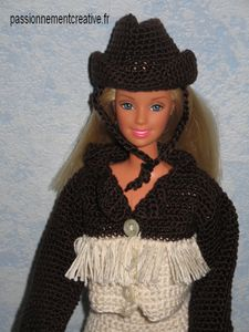 Barbie Cow girl 2