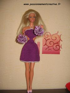 Barbie PomPom Girl 1